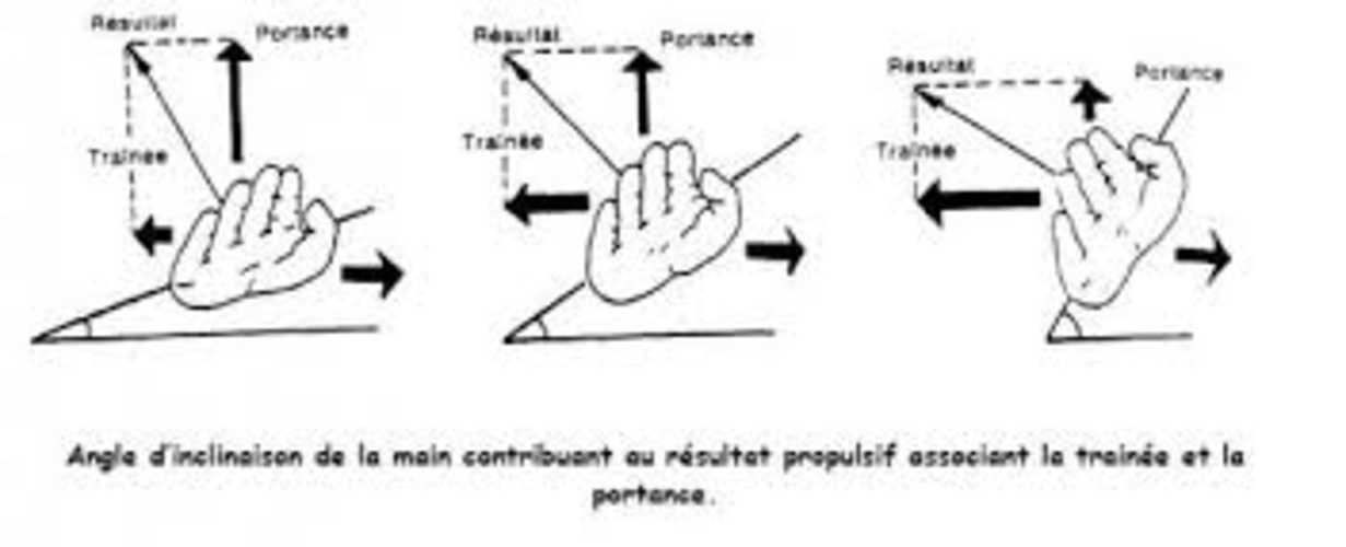 Les modèles de propulsion angledelamain